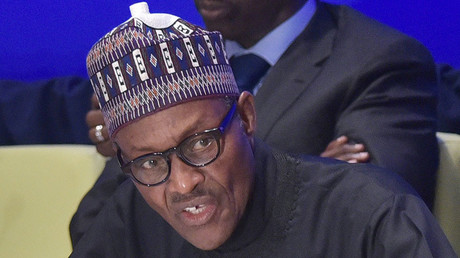 Nigeria president doesn't want Cameron corruption apology… just all the country's money back