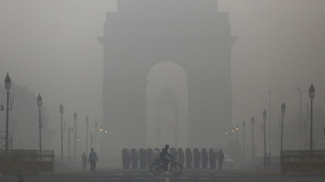 India air pollution kills half a million per year, costs hundreds of billions – study