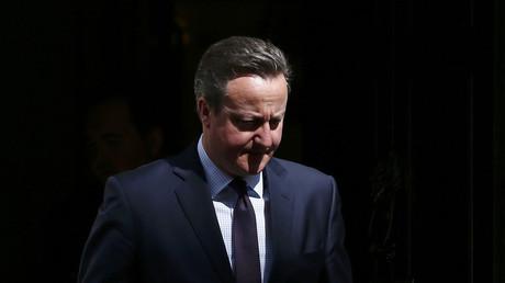 Britain's Prime Minister David Cameron. © Stefan Wermuth