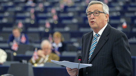 European Commission President Jean-Claude Juncker. © Vincent Kessler