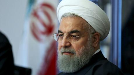 Iranian President Hassan Rouhani. © President.ir