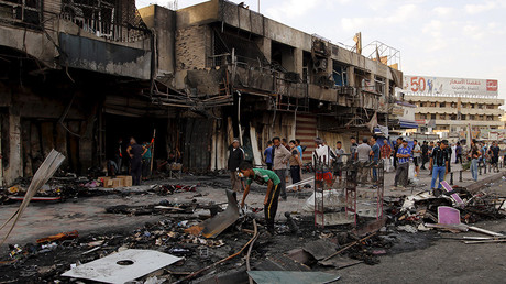 Architects of disastrous Iraq War still at large