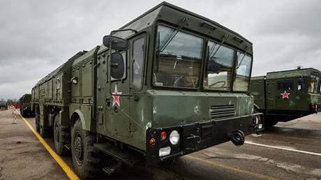 Iskander mobile short-range ballistic missile system © Alexey Danichev