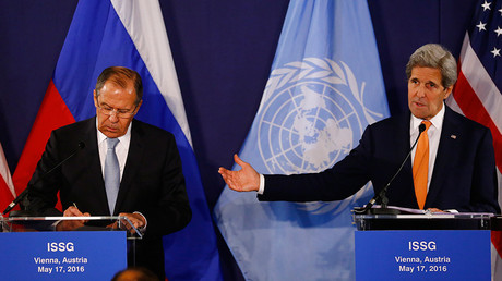 Lavrov, Kerry: Syria meeting sees progress, agrees to turn truce into real ceasefire