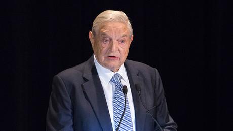 George Soros © Andrew Kelly