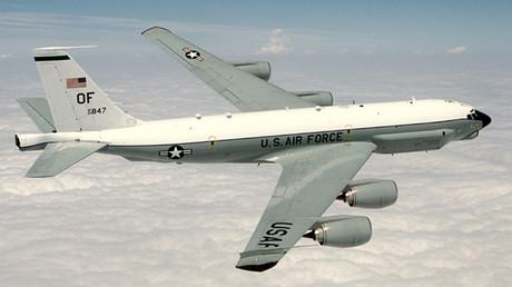 US spy plane flew 'dangerously close' to passenger jets near Russian border – MoD