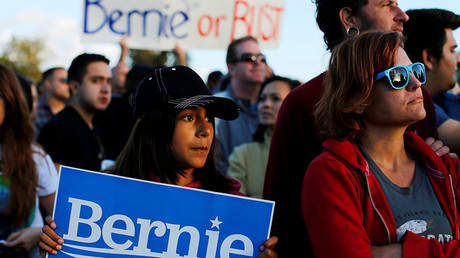 Sanders supporters and allies sue to extend California's voter registration deadline