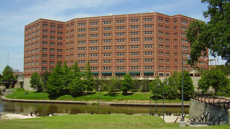 701 Jail of the Harris County Sheriff's Office © Wikipedia