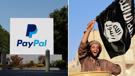 Isis Close? Looks suspicious! Unfortunately named street address 'blocked by PayPal'