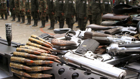 Romanian man claims to be CIA asset to beat arms trafficking charge