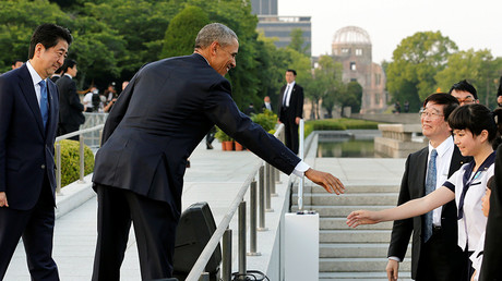 Obama offers Hiroshima victims cynicism instead of justice