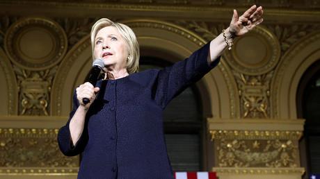FBI again asks to make secret filing in Clinton email probe