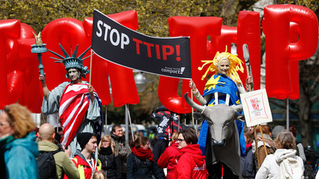 RIP TTIP? 'Leaks opening the door on global trade talks'