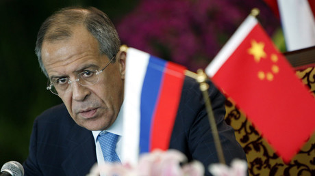 Moscow & Beijing target $200bn in trade by 2020 - Lavrov