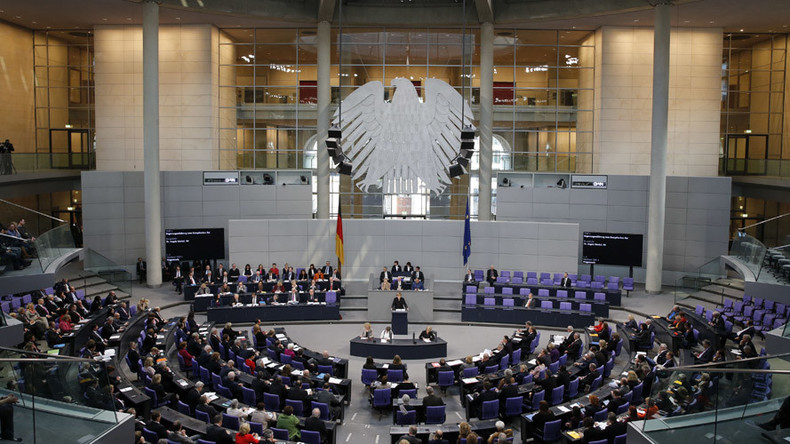 German MPs receive threatening emails over plans to recognize Armenian genocide