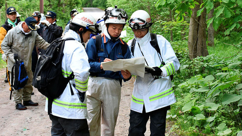 'No business being parents': Japanese couple lambasted on Twitter for leaving son in woods