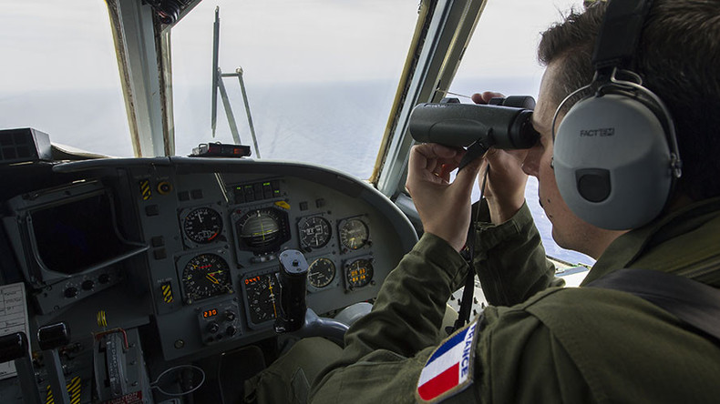 French vessel detected signals presumed to come from EgyptAir MS804 black boxes – investigators