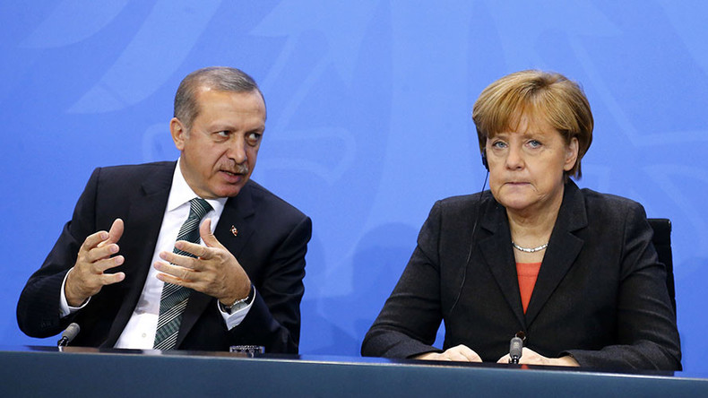 'Erdogan pressuring Merkel as Bundestag moves to consider 1915 Armenian Genocide '