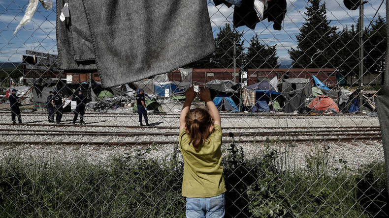 Greece spends all money received from EU to handle migrant crisis – official