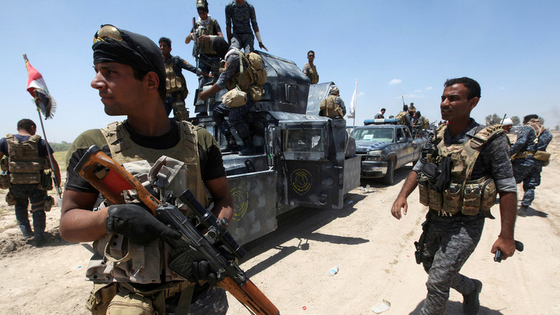Iraq offensive delayed: '20,000 children' among civilians trapped in ISIS-occupied Fallujah