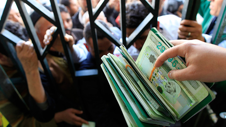 Eastern Libya's Russian-printed bank notes raising alarms about unity