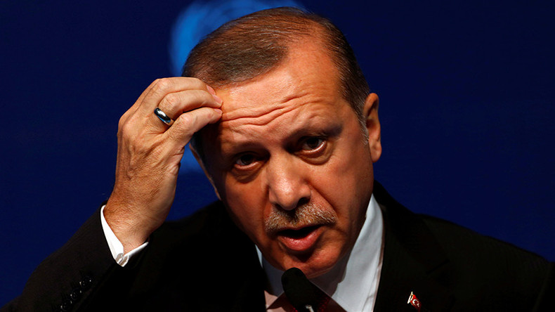 Erdogan's hectic week: Insulting women, threatening allies, and much more