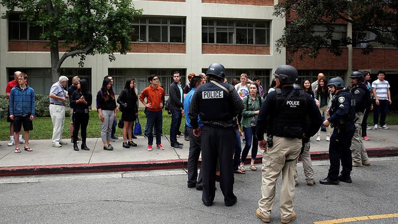 "UCLA gunman killed professor over stolen code, woman on his ""kill list"" found dead"