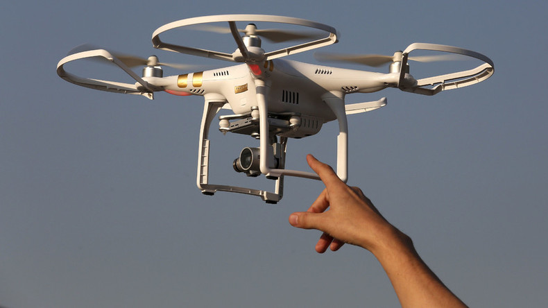 Walmart shows off new drone technology to replace workers