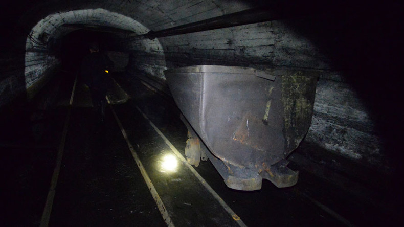 Over 100 miners evacuated after underground fire breaks out at Russian coal mine