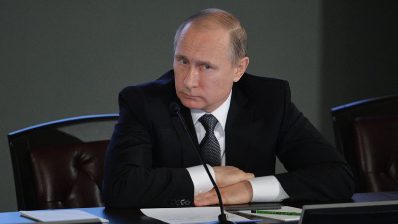 Putin signs NGO bill exempting charities from Russia's 'foreign agents law'