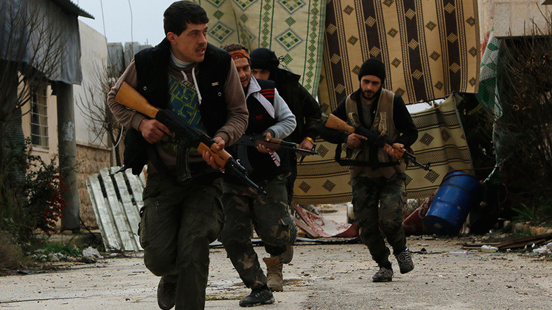 US asks Russia not to target Al-Qaeda branch in Syria – Russian FM Lavrov — RT World News