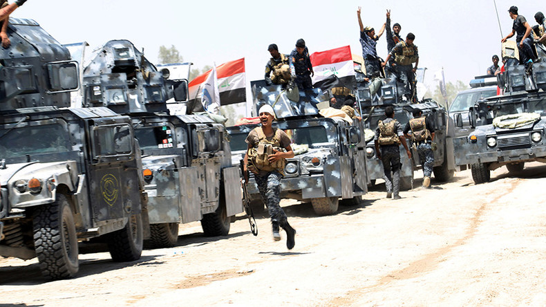 'Lack of Iraqis': 17-month US effort failed to retrain Iraqi army