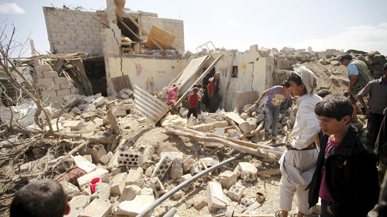 'Saudi violence in Yemen can't be ignored any longer'