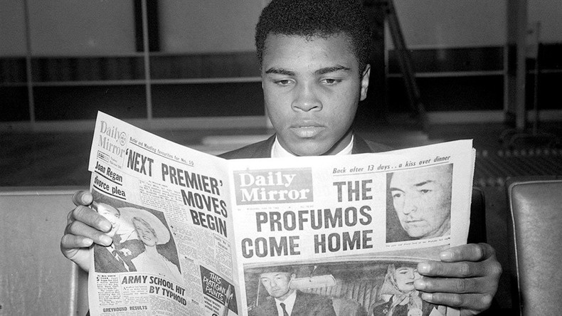 'God came for his champion': Tributes flood in for Muhammad Ali
