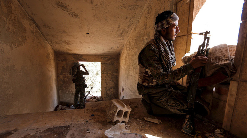 Is the courage of the Kurds giving way to treachery in Syria?
