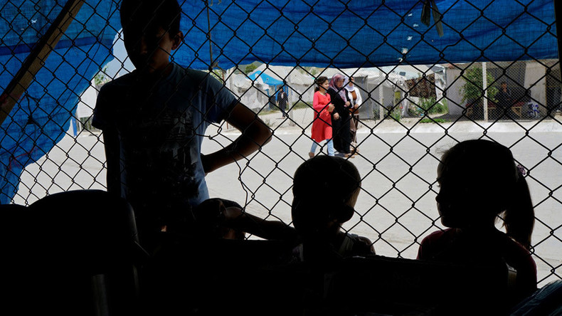 Turkish camp serial rapist gets 108 years for molesting Syrian children