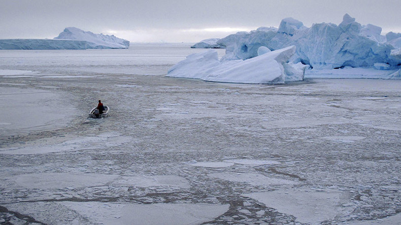 Ice free Arctic could occur this year, warns expert