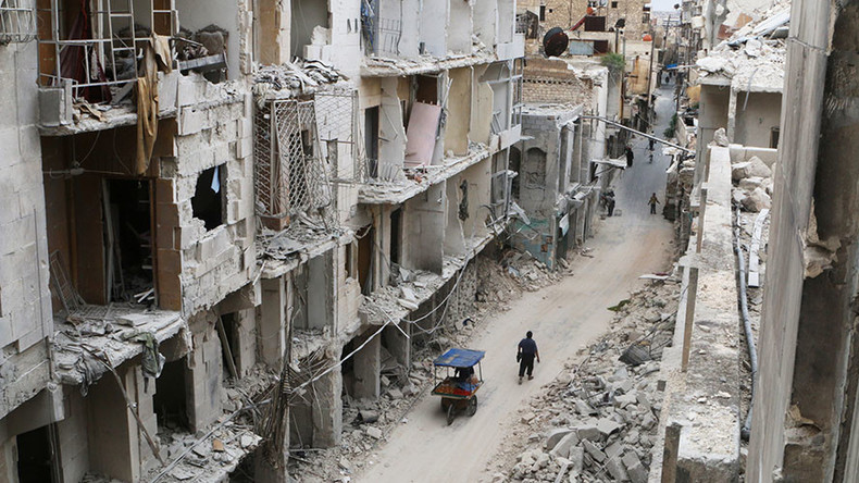 'US working on behalf of Al-Nusra terrorists in Syria'