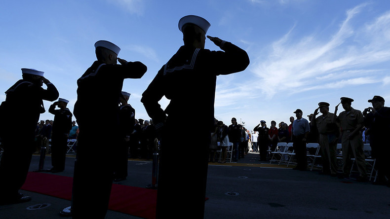 All 18,600 US sailors in Japan slapped with full drinking ban, confined to base