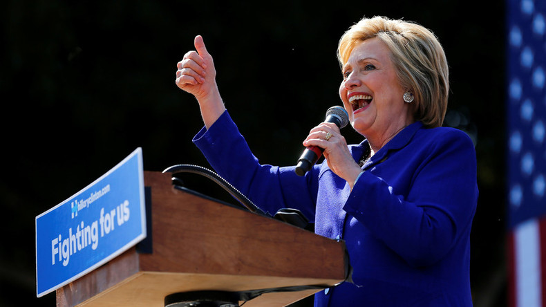 Hillary Clinton secures delegates to become presumptive Democratic nominee - AP