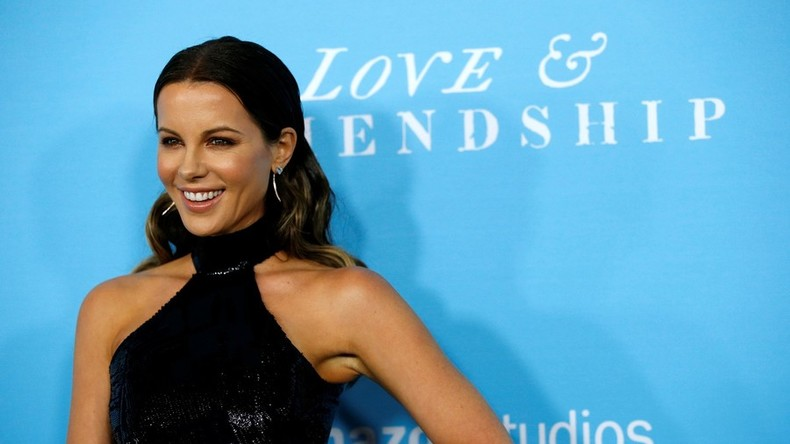 Kate Beckinsale on 'Underworld,' the U.S. election, and father Richard Beckinsale