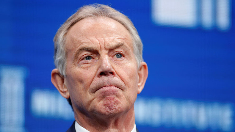 Blair blame game: Ex-PM prepares Iraq War excuses ahead of Chilcot report