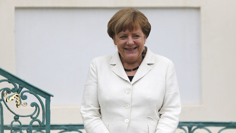 Move over, Hillary! Angela Merkel named world's most powerful woman for 10th time