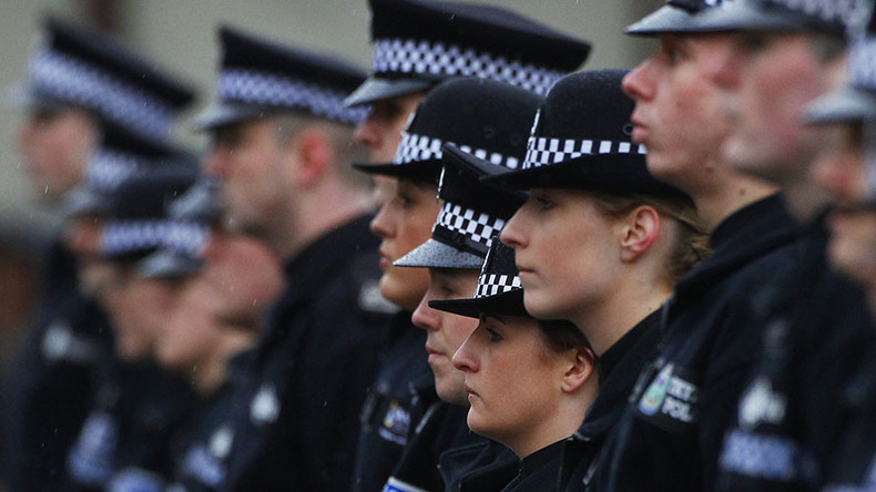 Scottish police to add hijab uniform under diversity plan