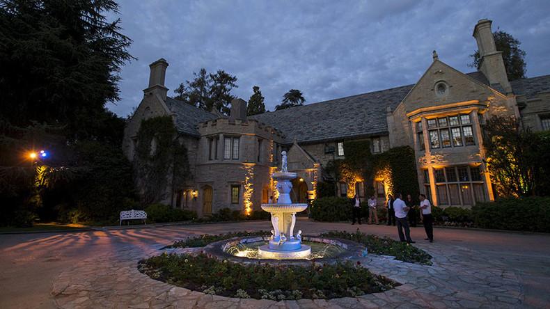 Hef sells Playboy mansion to Twinkies heir