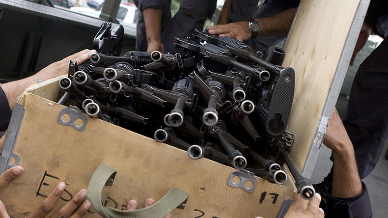 UK pushes for UN arms embargo on Libya… after years of pouring in weapons