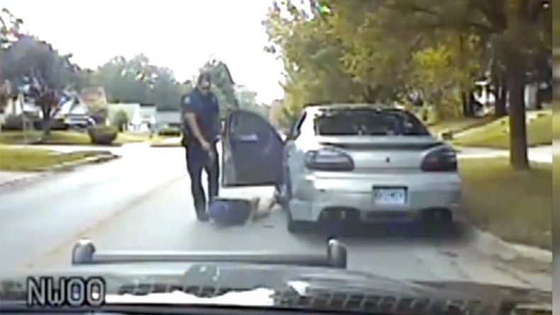 Missouri officer sentenced to 4 years for tasing teen into coma (VIDEO)