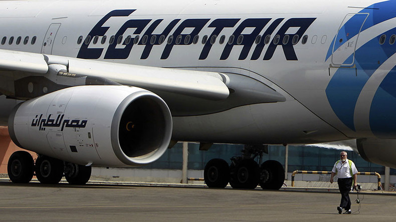 EgyptAir jet makes emergency landing in Uzbekistan over bomb scare