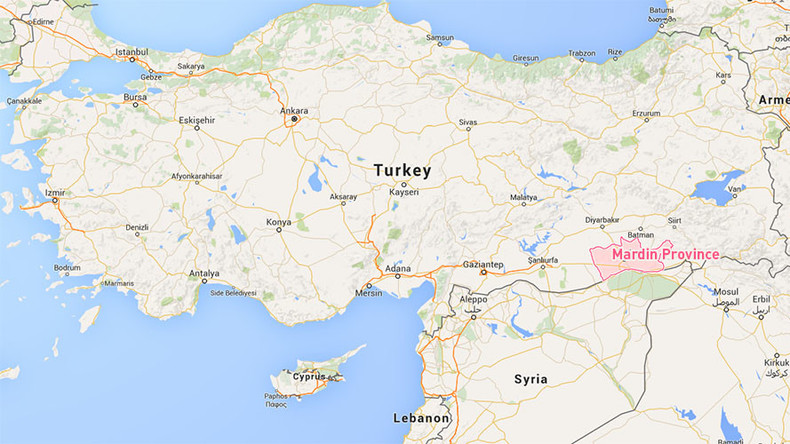 3 killed, over 20 wounded by car bomb at police station, southeast Turkey