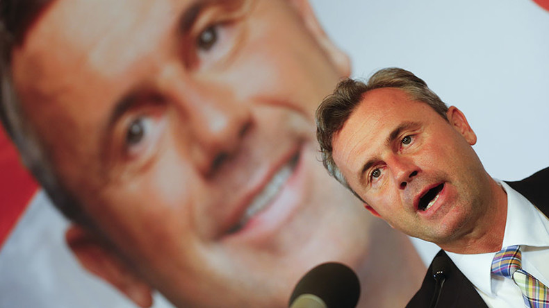 Austria's far-right Freedom Party challenges presidential election result – court